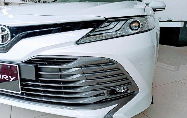 Bán Toyota Camry 2021, ưu đãi lên đến 25 triệu, hỗ trợ nhanh chóng nhiệt tình nhất2