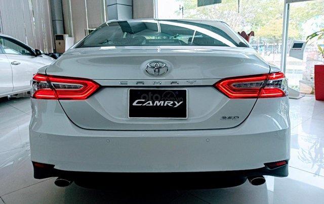 Bán Toyota Camry 2021, ưu đãi lên đến 25 triệu, hỗ trợ nhanh chóng nhiệt tình nhất4