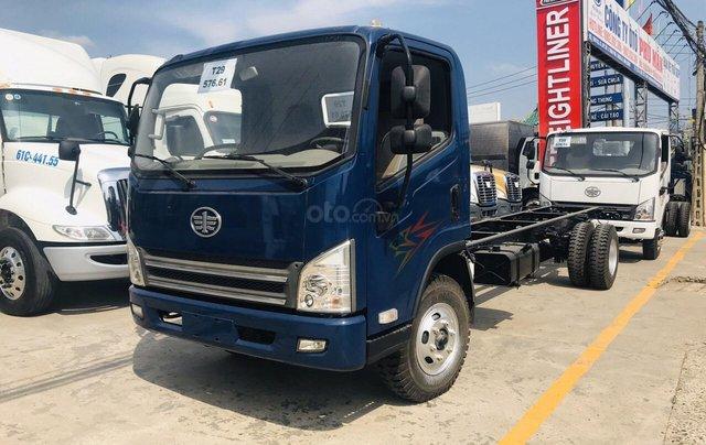 Xe tải Faw 7 tấn 3 - Thùng 6M33
