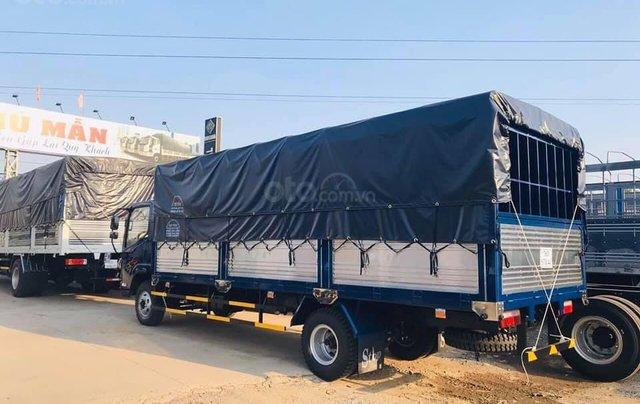 Xe tải Faw 7 tấn 3 - Thùng 6M34