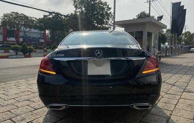 Mercedes C200 2019 - Xe bấm biển nhưng chưa lăn bánh(40 km) - giá cực ưu đãi3