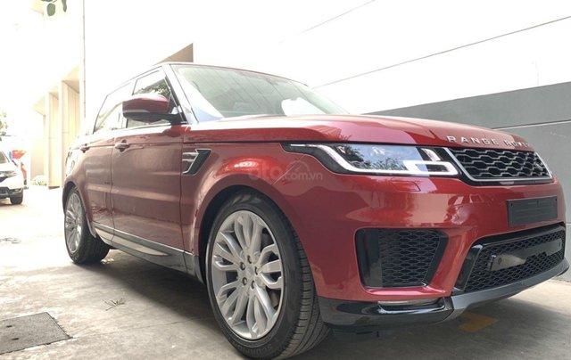 Bán xe Range Rover 7 chỗ 2020 nhập khẩu chính hãng vừa cập cảng VN, giá tốt nhất, đầy đủ màu và phiên bản mới nhất1
