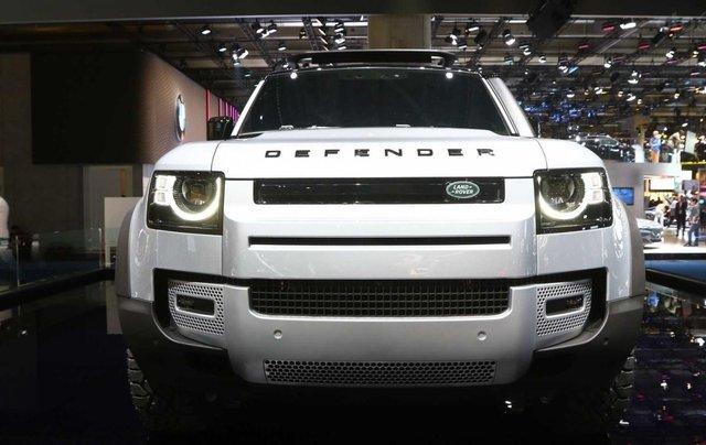 Bán xe Land Rover new Defender 2020 7 chỗ nhập khẩu chính hãng hoàn toàn mới đã về Việt Nam, giá tốt nhất, xe giao ngay0