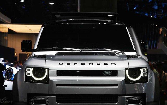 Bán xe Land Rover new Defender 2020 7 chỗ nhập khẩu chính hãng hoàn toàn mới đã về Việt Nam, giá tốt nhất, xe giao ngay1