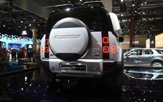 Bán xe Land Rover new Defender 2020 7 chỗ nhập khẩu chính hãng hoàn toàn mới đã về Việt Nam, giá tốt nhất, xe giao ngay4