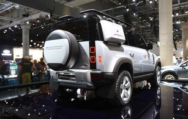 Bán xe Land Rover new Defender 2020 7 chỗ nhập khẩu chính hãng hoàn toàn mới đã về Việt Nam, giá tốt nhất, xe giao ngay6