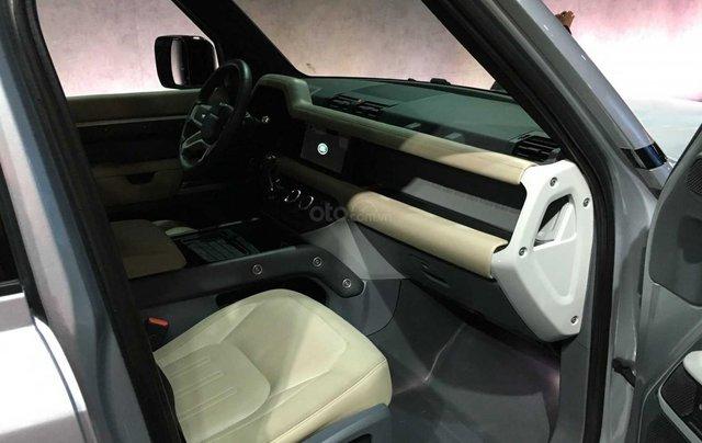 Bán xe Land Rover new Defender 2020 7 chỗ nhập khẩu chính hãng hoàn toàn mới đã về Việt Nam, giá tốt nhất, xe giao ngay11