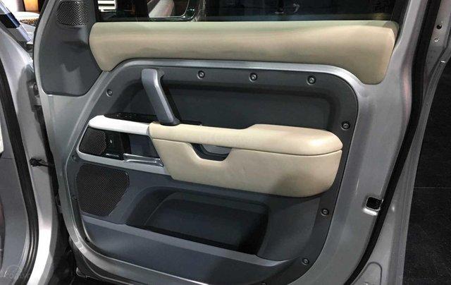 Bán xe Land Rover new Defender 2020 7 chỗ nhập khẩu chính hãng hoàn toàn mới đã về Việt Nam, giá tốt nhất, xe giao ngay9