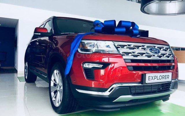 Ford Explorer Limited, gói ưu đãi 300 triệu giới hạn số lượng0