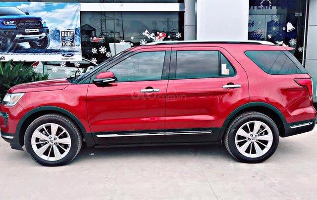 Ford Explorer Limited, gói ưu đãi 300 triệu giới hạn số lượng1