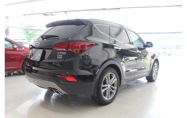 Bán xe Hyundai Santa Fe Full dầu 2018, trả trước chỉ 306 triệu3