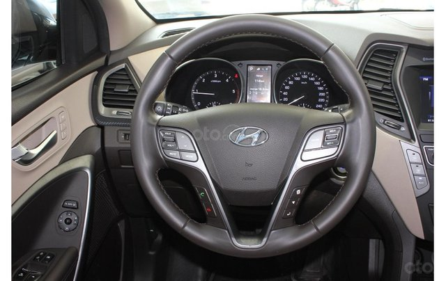 Bán xe Hyundai Santa Fe Full dầu 2018, trả trước chỉ 306 triệu8