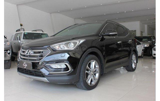 Bán xe Hyundai Santa Fe Full dầu 2018, trả trước chỉ 306 triệu1