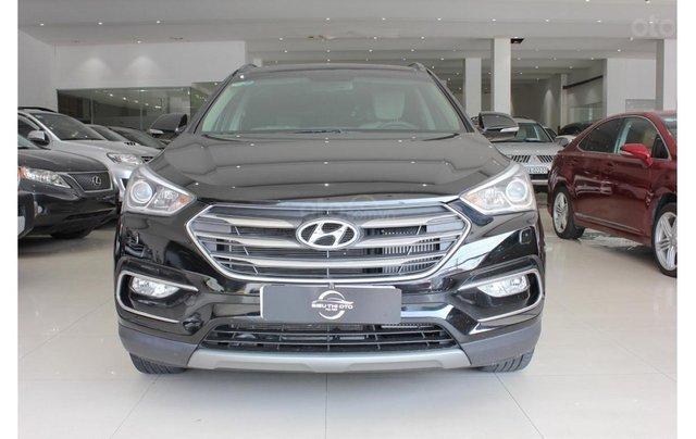 Bán xe Hyundai Santa Fe Full dầu 2018, trả trước chỉ 306 triệu0