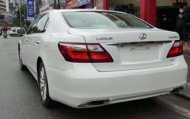 Đức Trí Auto - bán Lexus LS460L trắng kem đẳng cấp siêu mới chất nuột nà3