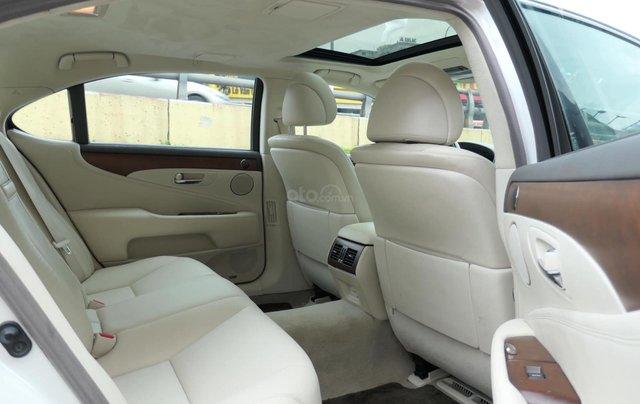Đức Trí Auto - bán Lexus LS460L trắng kem đẳng cấp siêu mới chất nuột nà10