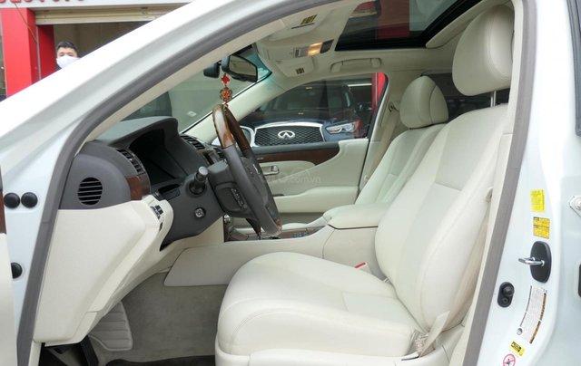 Đức Trí Auto - bán Lexus LS460L trắng kem đẳng cấp siêu mới chất nuột nà11