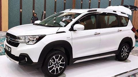 Bán xe Suzuki XL7 xe nhập 7 chỗ mới về1