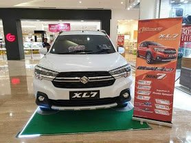 Suzuki XL7 2020 giá chỉ 589 triệu, xe 7 chỗ nhập khẩu0