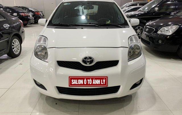 Bán xe Toyota Yaris 1.0 MT sx 20100