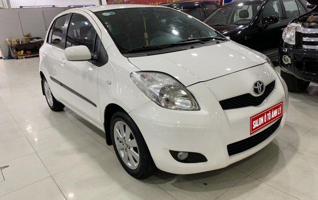 Bán xe Toyota Yaris 1.0 MT sx 20102