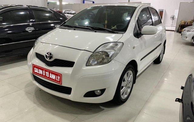 Bán xe Toyota Yaris 1.0 MT sx 20103