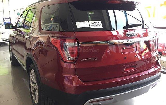 Ford Explorer Limited 2.3L 2020 ưu đãi ngập tràn1