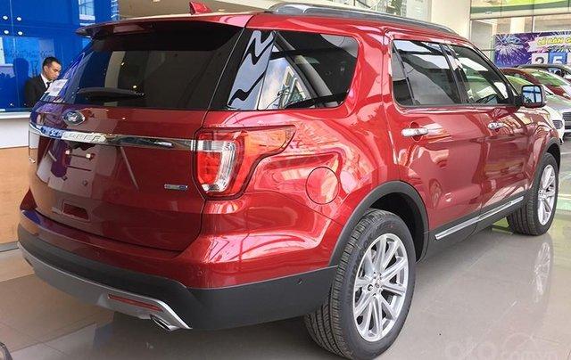 Ford Explorer Limited 2.3L 2020 ưu đãi ngập tràn2