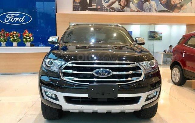 Ford Bắc Kạn báo giá các phiên bản Ford Everest 2020 kèm khuyến mãi lên đến 130 triệu đồng0