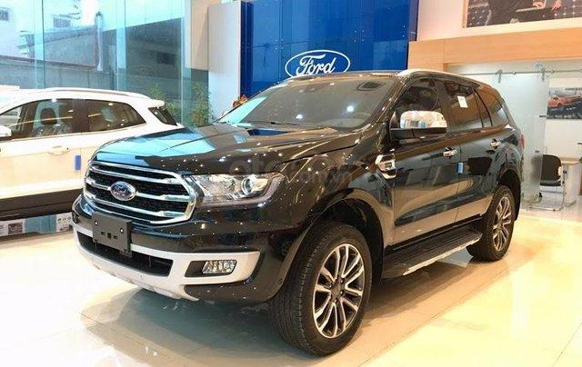 Ford Bắc Kạn báo giá các phiên bản Ford Everest 2020 kèm khuyến mãi lên đến 130 triệu đồng1