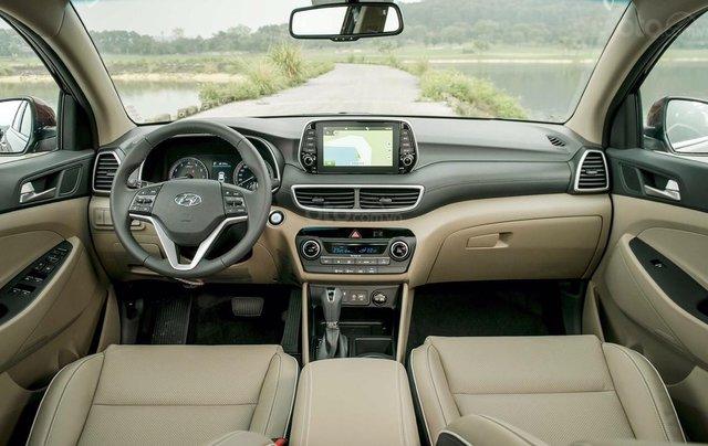 Hyundai Tucson 2020 giá tốt trong tháng 5/2020 tại Nha Trang Khánh Hòa giá từ 799 triệu đồng3