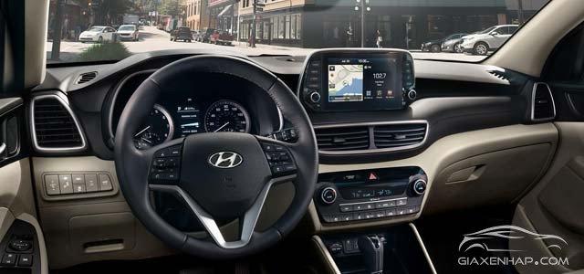 Hyundai Tucson 2020 giá tốt trong tháng 5/2020 tại Nha Trang Khánh Hòa giá từ 799 triệu đồng9