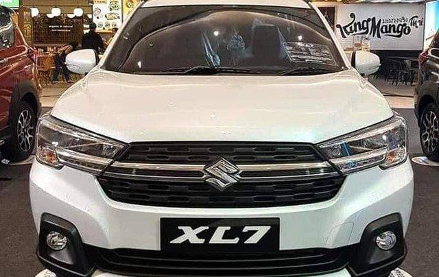 Bán xe Suzuki XL7 SUV 7 chỗ, nhập khẩu, giá tốt, nhiều khuyến mại, hỗ trợ trả góp đến 90%0