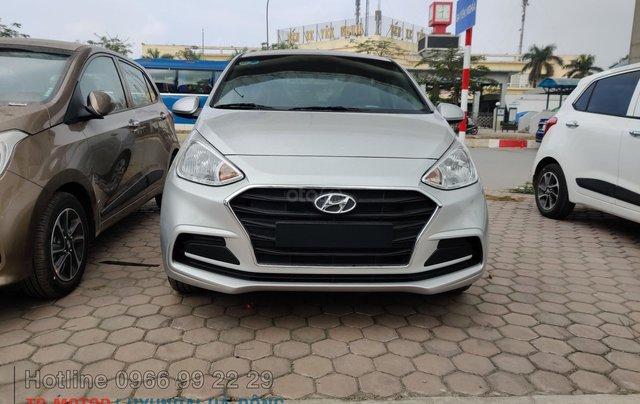 Grand i10 Sedan MT Base giá siêu tốt, chốt xe tháng ngâu giá giảm sâu, call/SMS/zalo để biết thêm thông tin chi tiết0