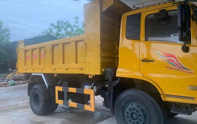 Bán Dongfeng (DFM) 8T năm sản xuất 2011, màu vàng, nhập khẩu 2