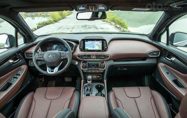 Hyundai Santafe giá cực tốt dành cho tháng ngâu, nhanh tay đừng bỏ lỡ4