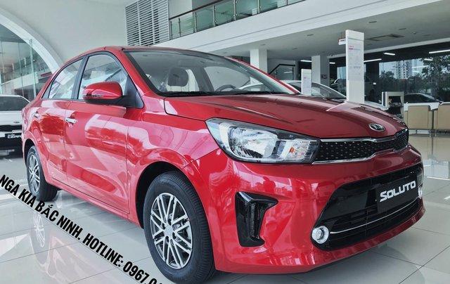 Bán ô tô Kia Soluto năm sản xuất 2020 chỉ từ 381tr, hỗ trợ trả góp lên đến 80% giá trị xe1