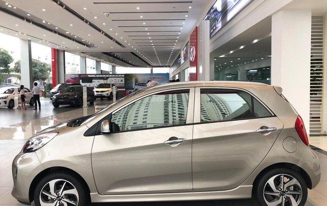 Kia Morning 1.25 AT (số tự động) 2020 - Chỉ 90 triệu nhận xe, nhiều màu, giao ngay, trả góp chỉ 4 triệu/tháng1