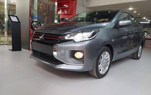 Mitsubishi Attrage siêu ưu đãi lớn - Liên hệ xe giao ngay0