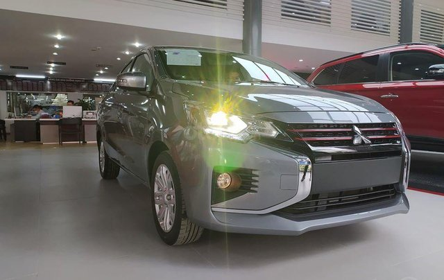 Mitsubishi Attrage siêu ưu đãi lớn - Liên hệ xe giao ngay1