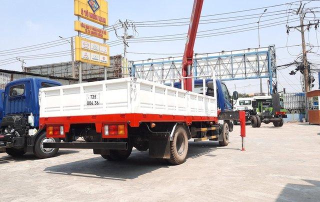 Hyundai New Mighty 110SP, tải 7t, thùng 5m, Hyundai Thành Công, giá rẻ trả góp, xe tải trung3