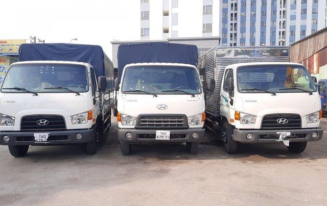 Hyundai New Mighty 110SP, tải 7t, thùng 5m, Hyundai Thành Công, giá rẻ trả góp, xe tải trung6