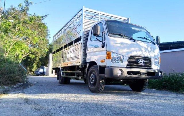 Hyundai New Mighty 110SP, tải 7t, thùng 5m, Hyundai Thành Công, giá rẻ trả góp, xe tải trung8