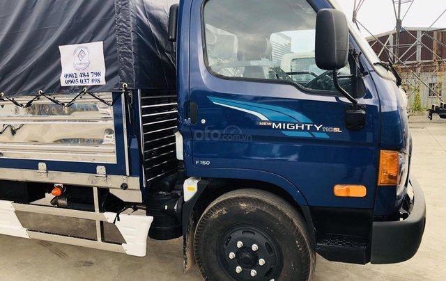 Hyundai New Mighty 110SL, tải 7t, thùng 5.8m, Hyundai Thành Công, giá rẻ trả góp, xe tải trung1