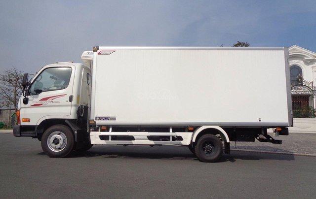 Hyundai New Mighty N250SL, tải 1.9t - 2.4t, thùng 4.3m, Hyundai Thành Công, giá rẻ trả góp, xe tải nhẹ thành phố2