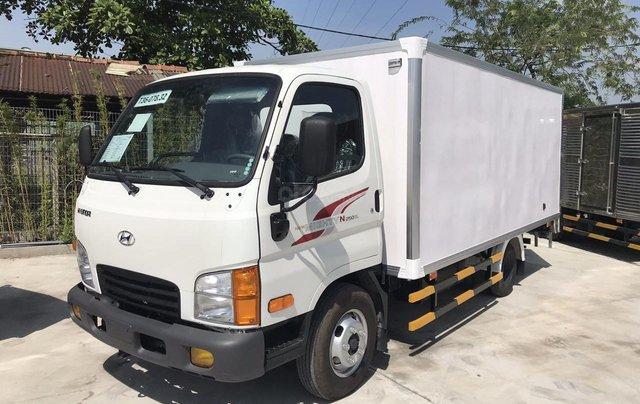 Hyundai New Mighty N250SL, tải 1.9t - 2.4t, thùng 4.3m, Hyundai Thành Công, giá rẻ trả góp, xe tải nhẹ thành phố5