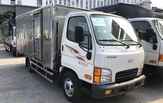 Hyundai New Mighty N250SL, tải 1.9t - 2.4t, thùng 4.3m, Hyundai Thành Công, giá rẻ trả góp, xe tải nhẹ thành phố7