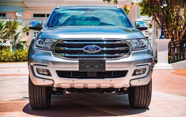 Ford Everest 2020, xe đủ màu + giao ngay, giá ưu đãi1