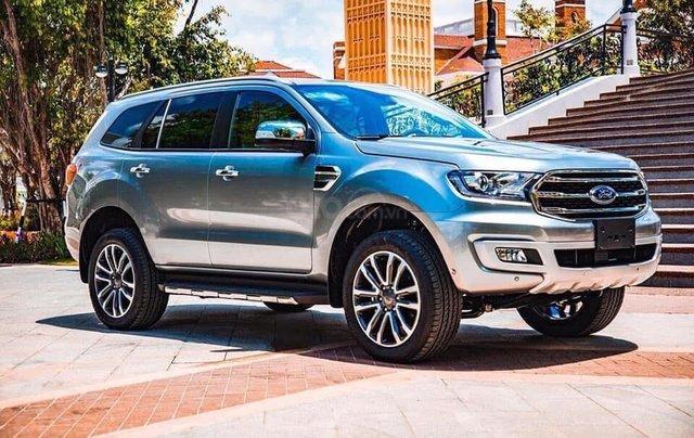 Ford Everest 2020, xe đủ màu + giao ngay, giá ưu đãi2