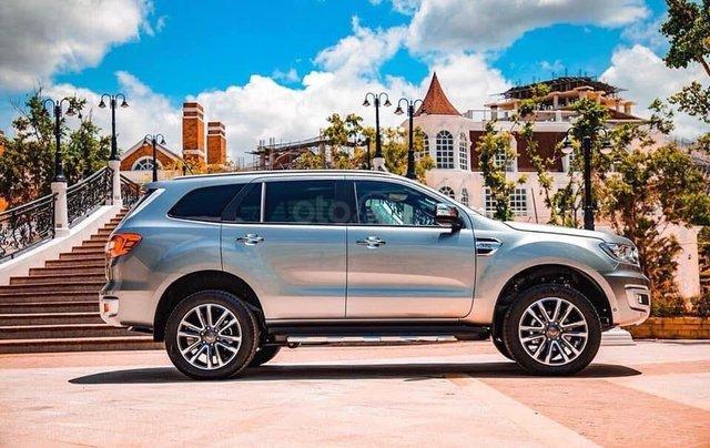 Ford Everest 2020, xe đủ màu + giao ngay, giá ưu đãi3